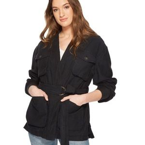Free People In Our Nature cargo jacket